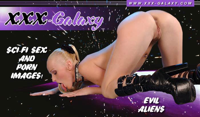 Sharon Wild in Alien Abduction